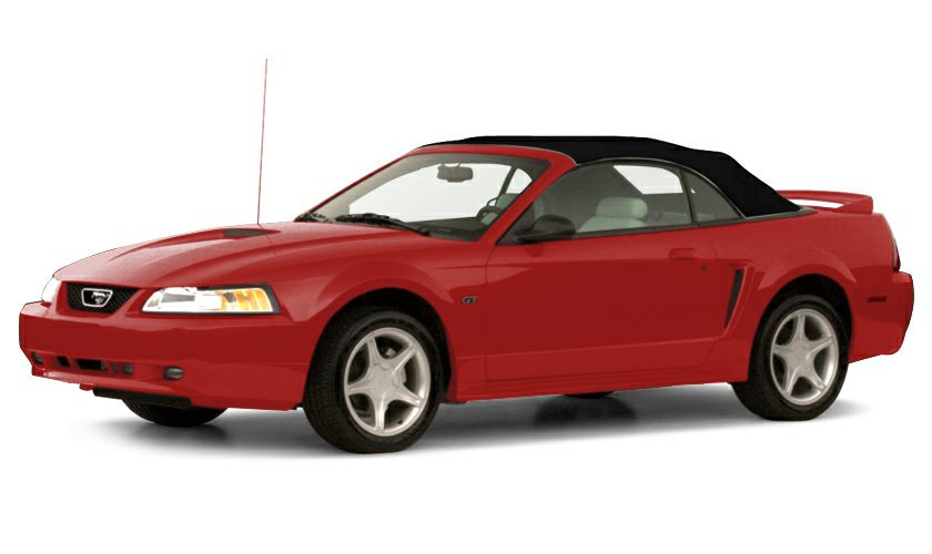 2000 ford mustang gt 2dr convertible pictures. Black Bedroom Furniture Sets. Home Design Ideas