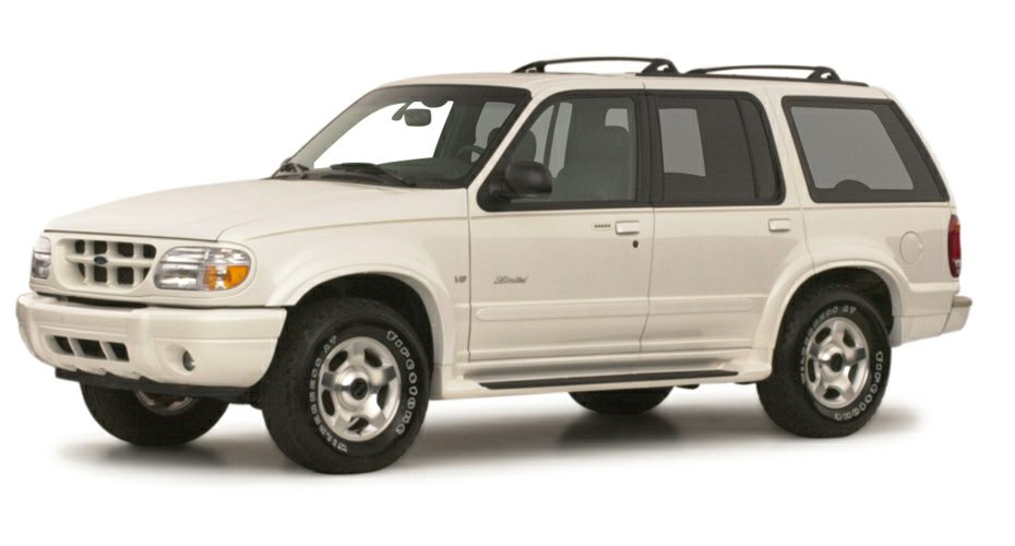 2000 Ford Explorer Exterior Photo