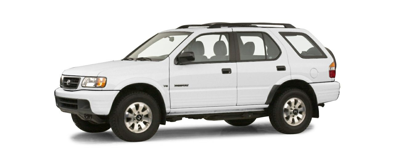 2000 Honda Passport Exterior Photo