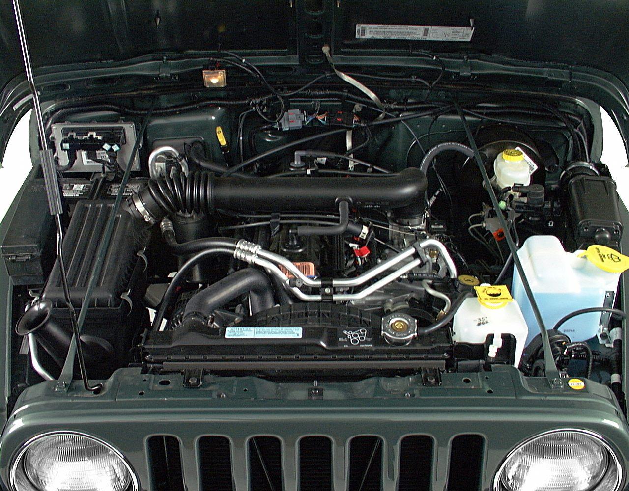 2000 Jeep Wrangler Exterior Photo