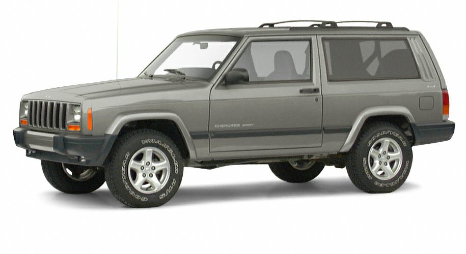 2000 Jeep Cherokee Pictures