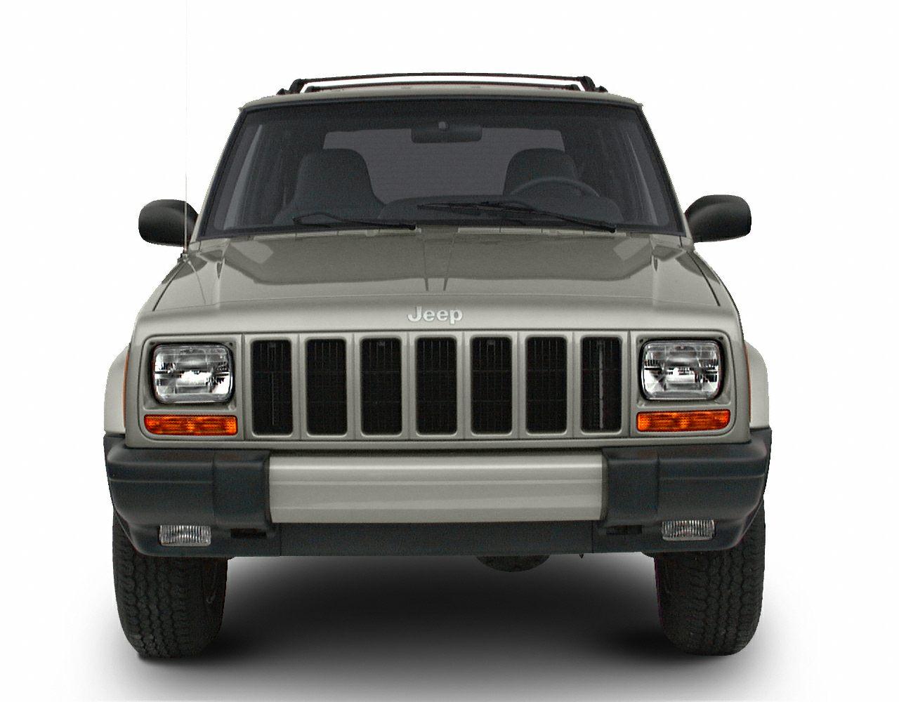2000 Jeep Cherokee Exterior Photo
