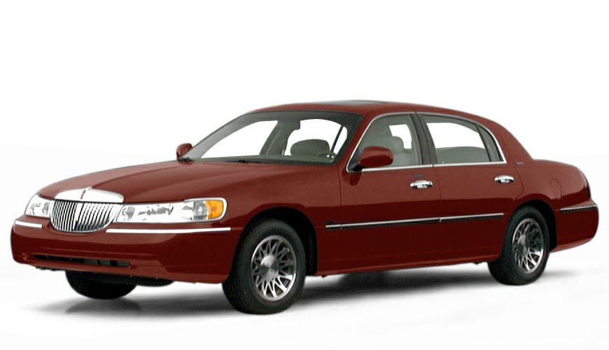 2000 Town Car