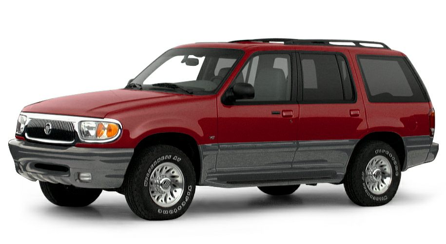 2000 Mountaineer