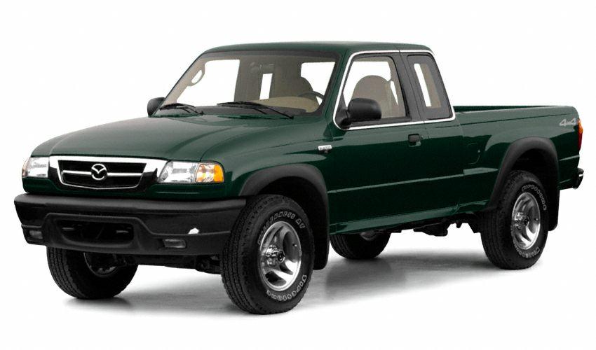 2001MazdaB2500