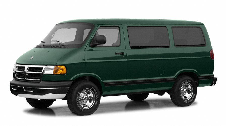 2002DodgeRam Wagon 3500