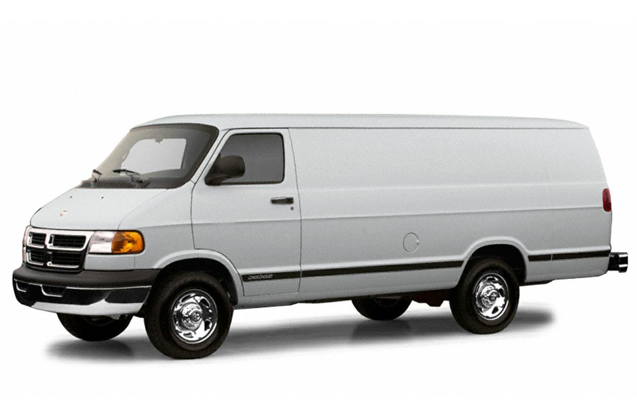 2003DodgeRam Van 3500