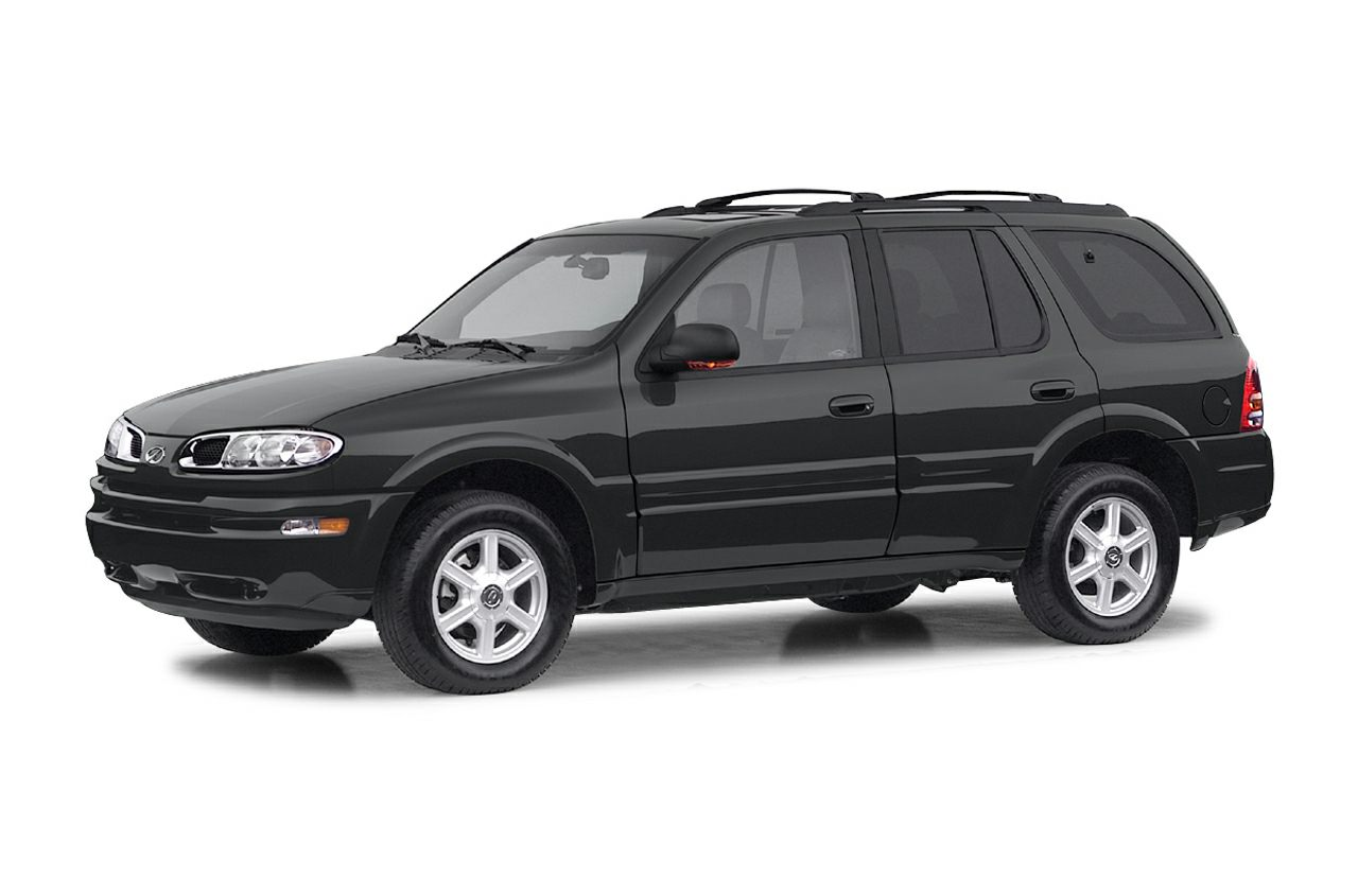 2004OldsmobileBravada