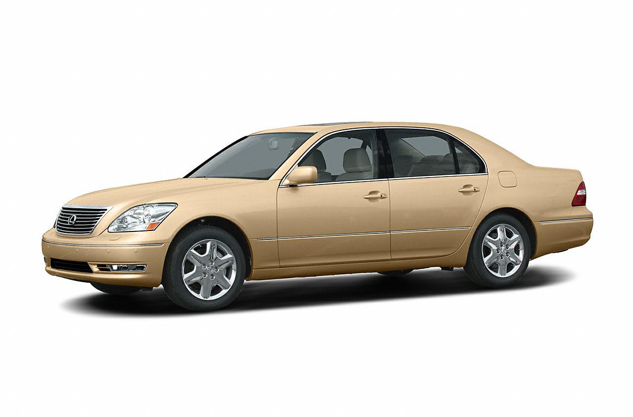 2006LexusLS 430