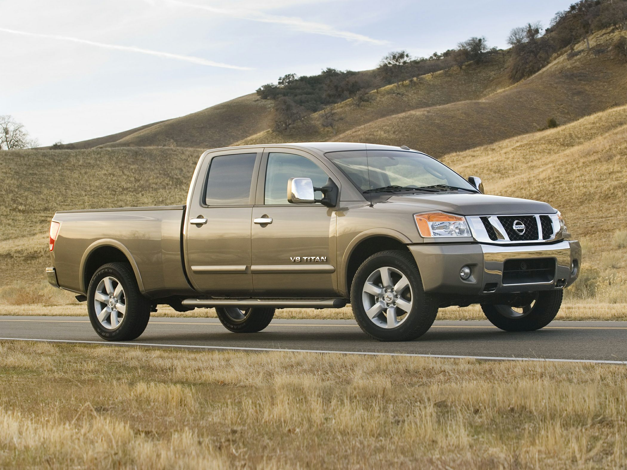 2008.5 Nissan Titan Exterior Photo