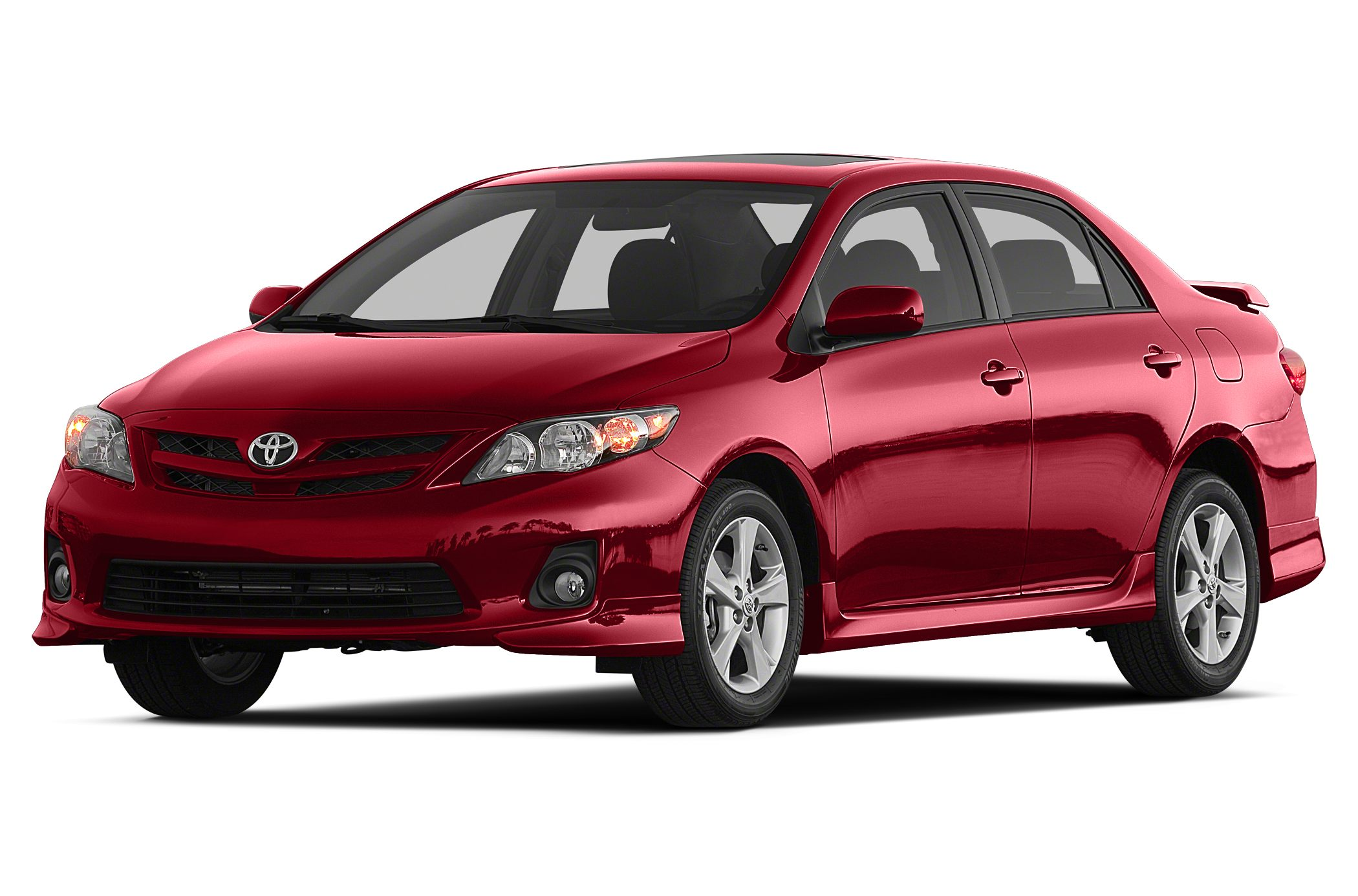 2012 Toyota Corolla S 4dr Sedan Pricing and Options