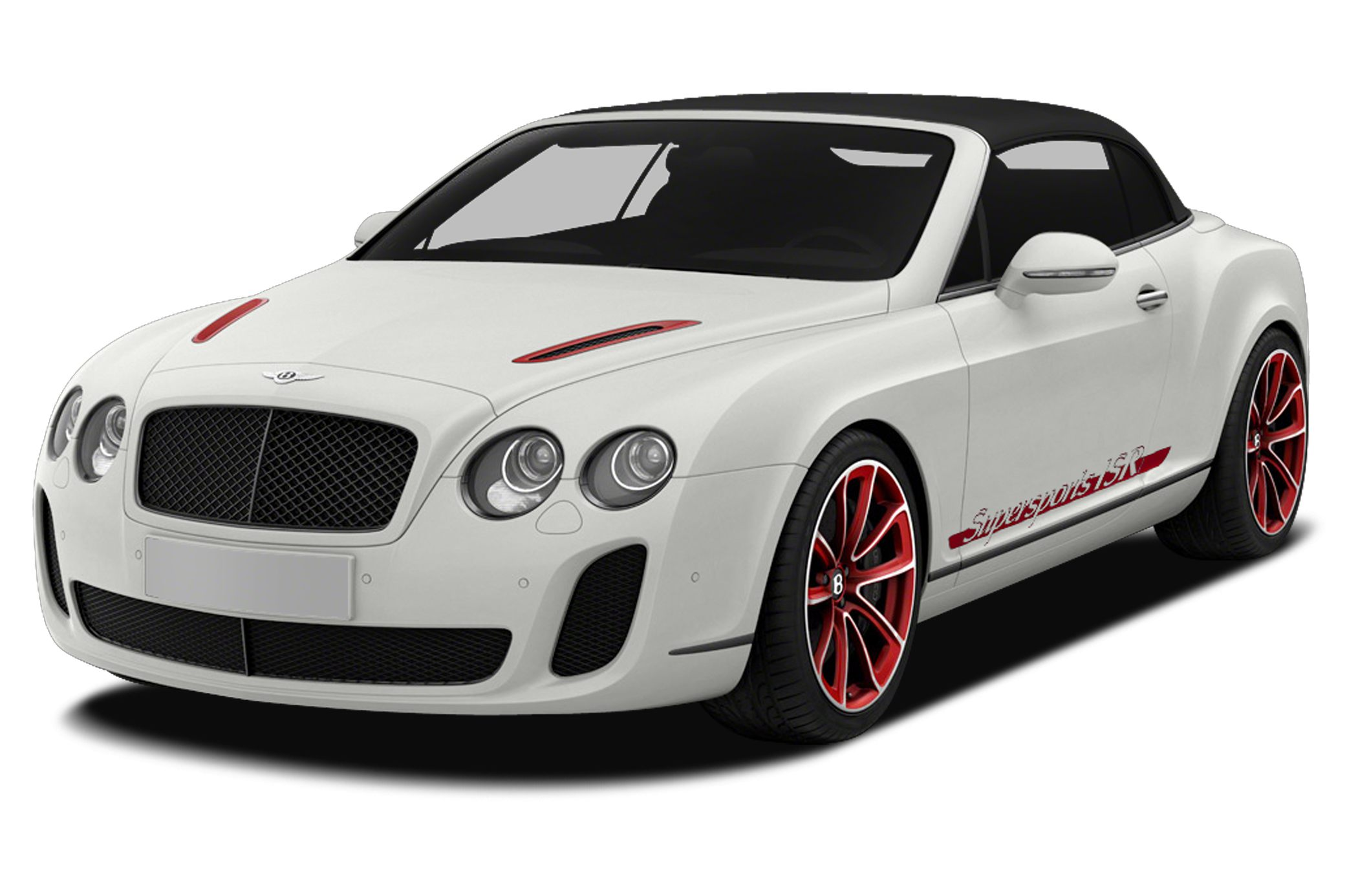 2013BentleyContinental Supersports
