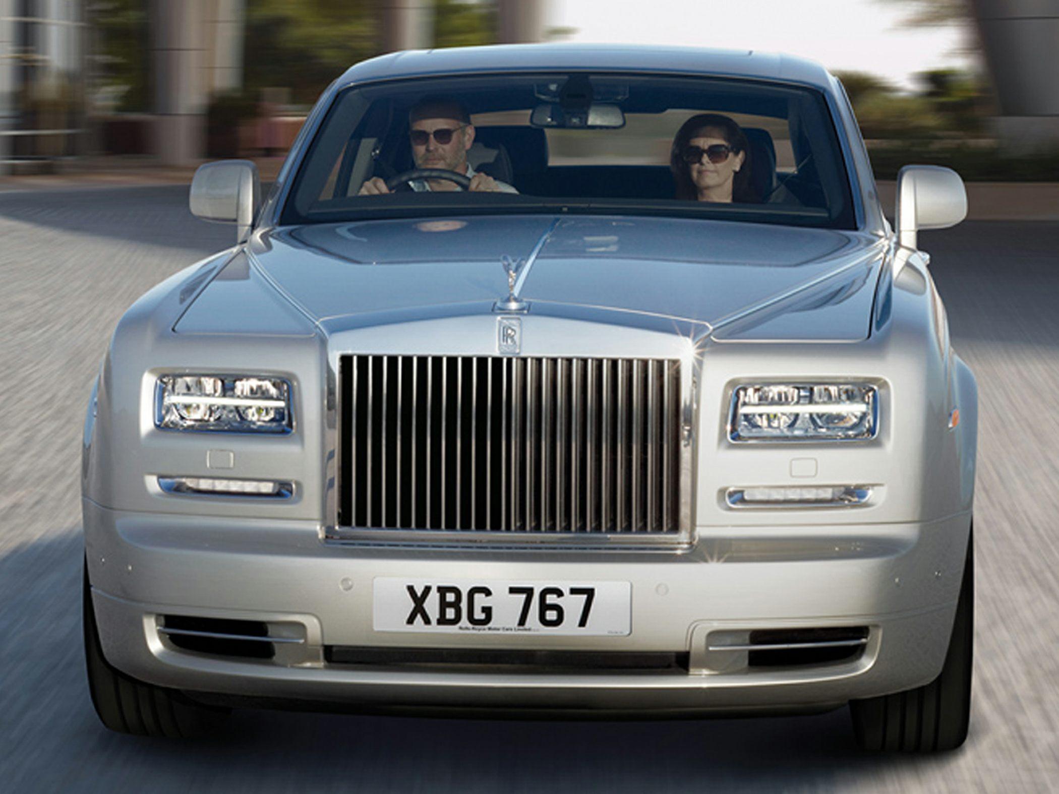 2016 Rolls-Royce Phantom