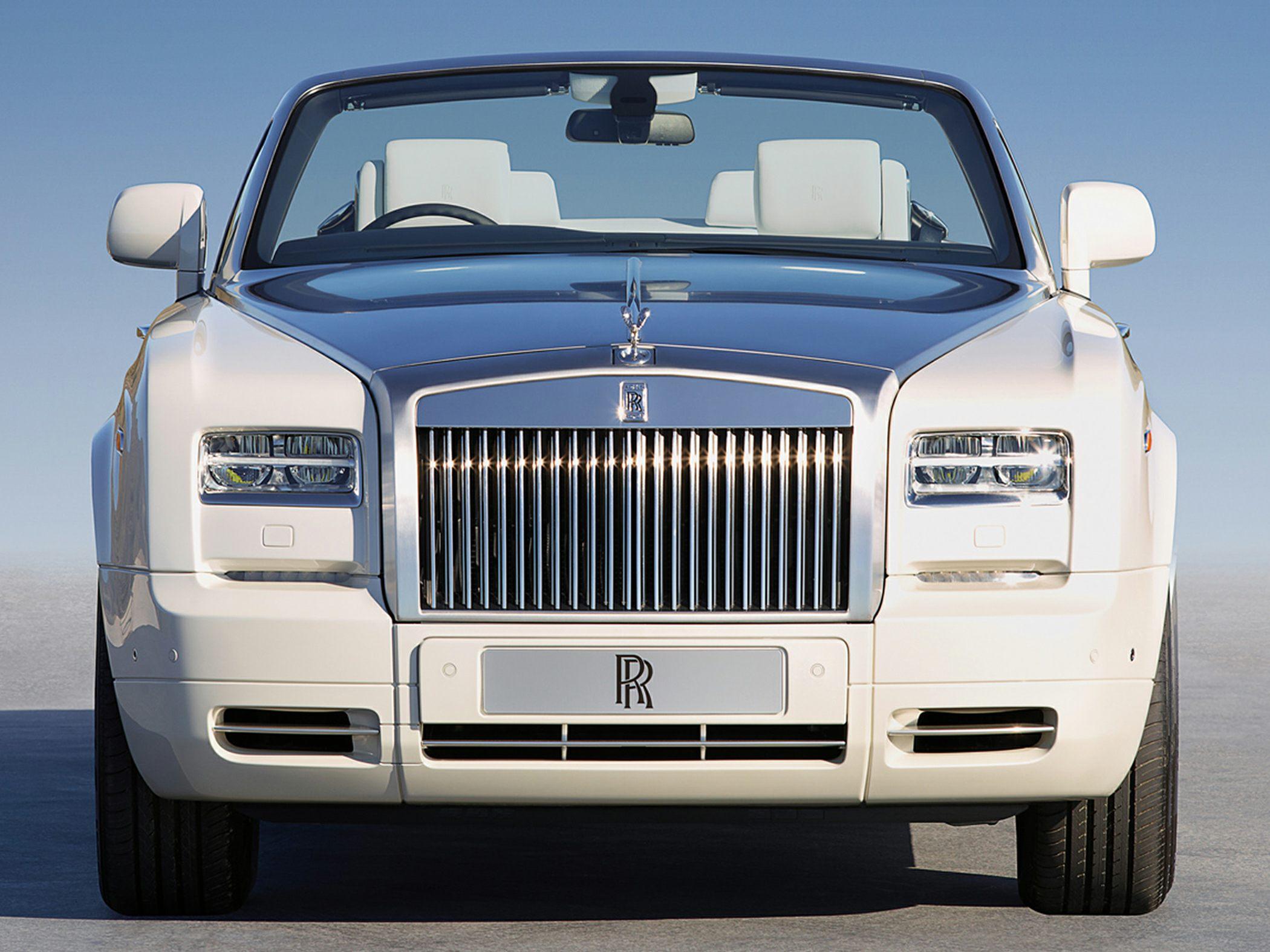 2016Rolls-RoycePhantom Drophead Coupe