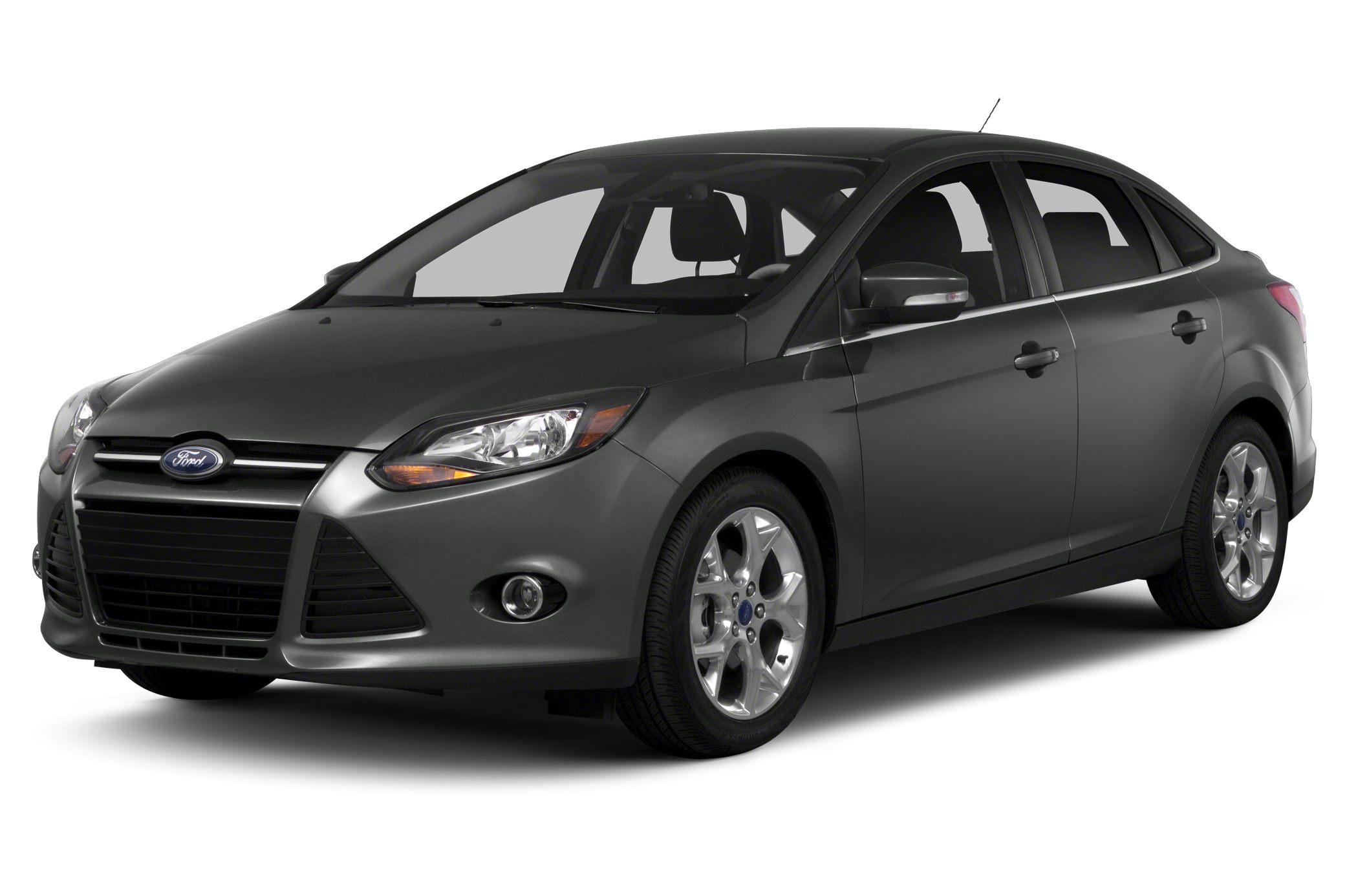 2014 ford focus titanium 4dr sedan pricing and options - Ford Focus 2014