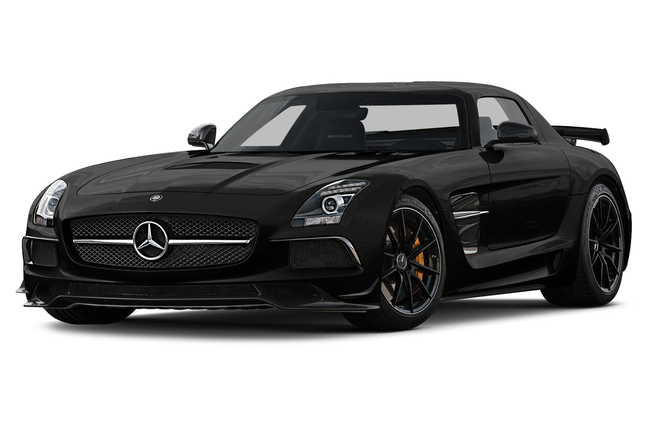 2014 mercedes benz sls amg black series w video autoblog for Mercedes benz s series