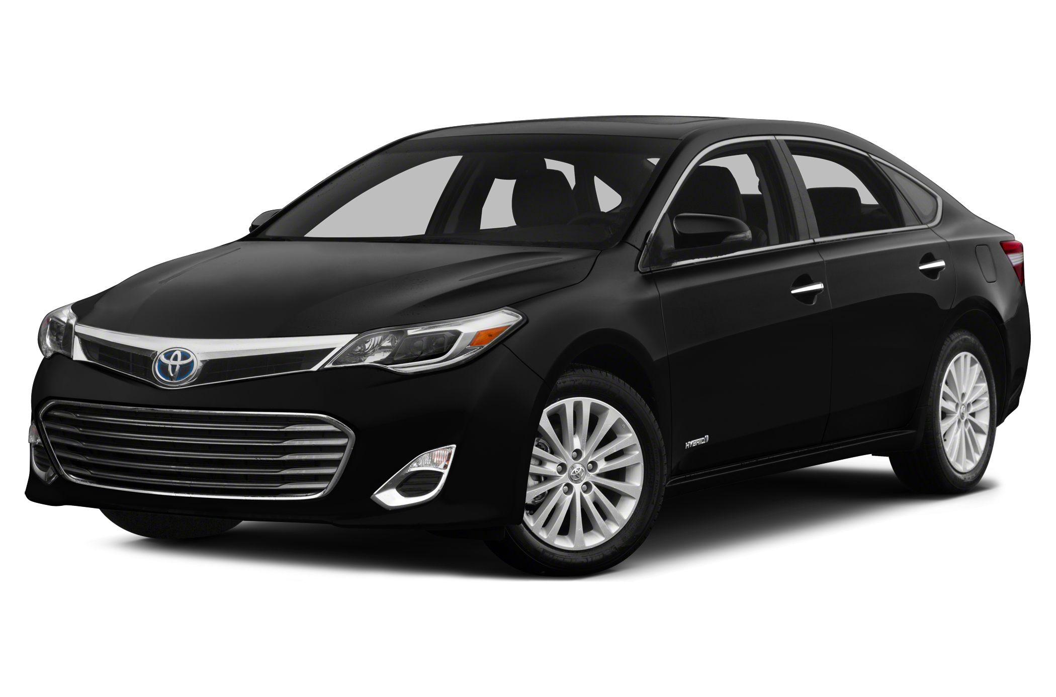 2014 Toyota Avalon Hybrid New Car Test Drive