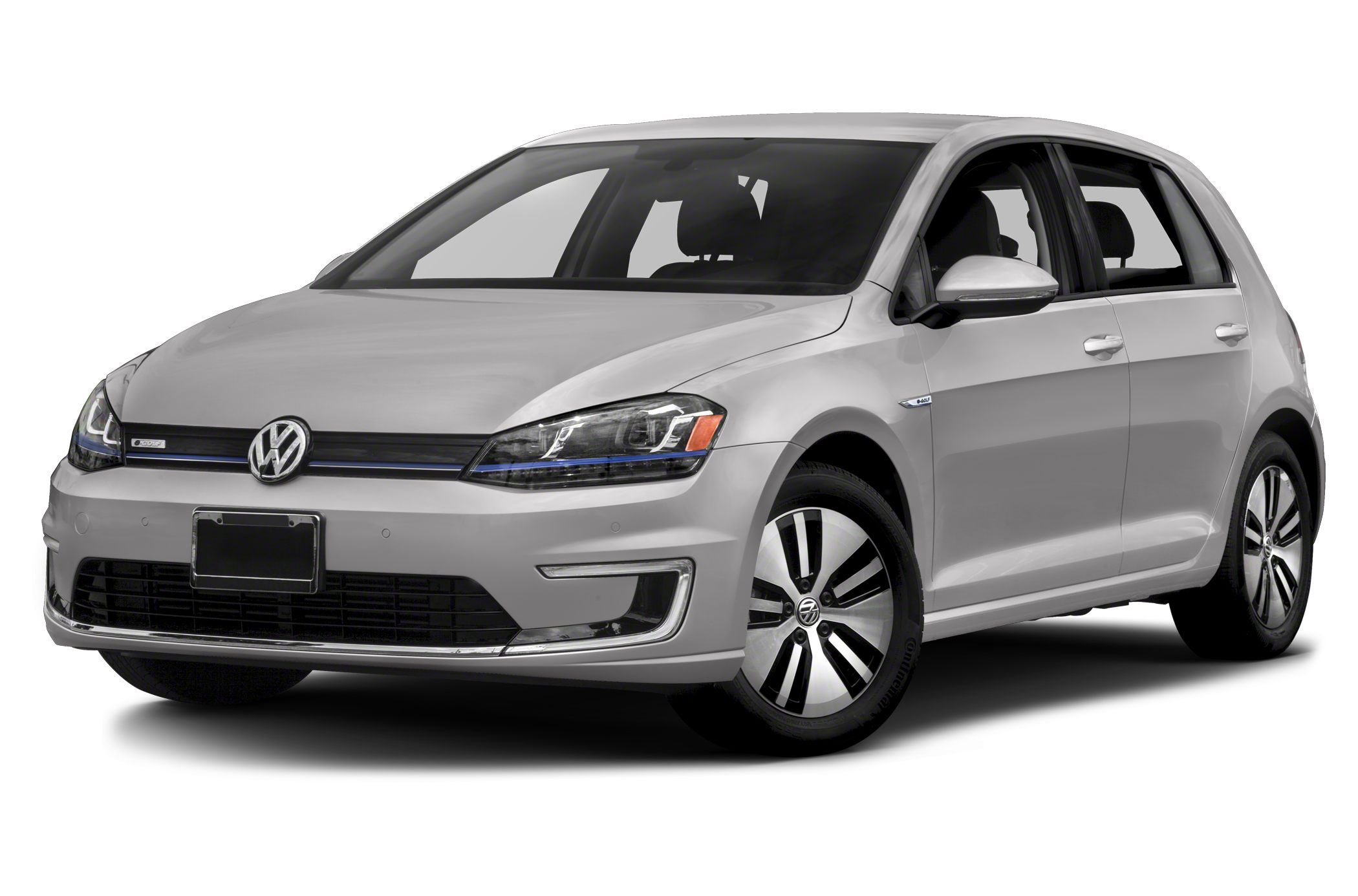 volkswagen introduces a freshened 2017 e golf with a. Black Bedroom Furniture Sets. Home Design Ideas