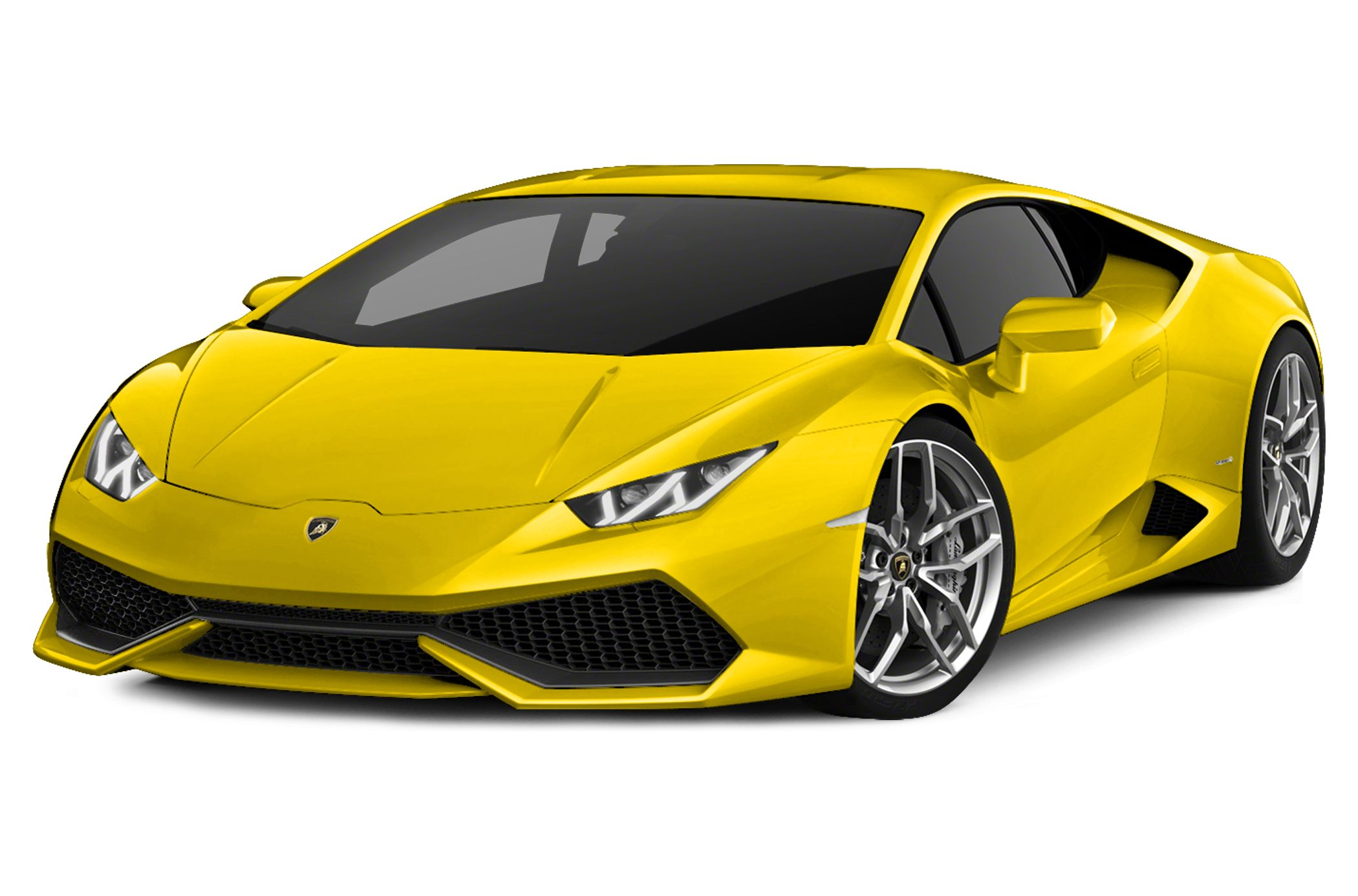 This Is The Fully Uncovered Lamborghini Huracan