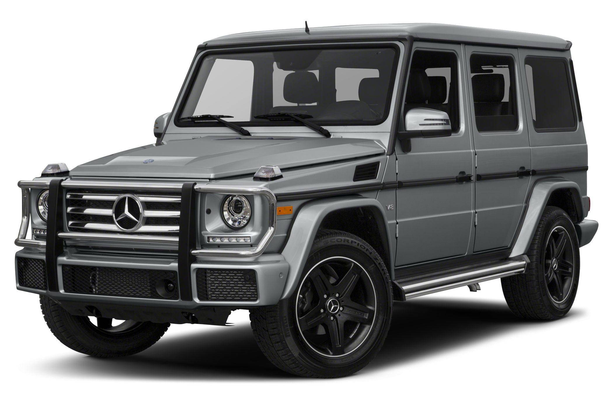 2016Mercedes-BenzG-Class