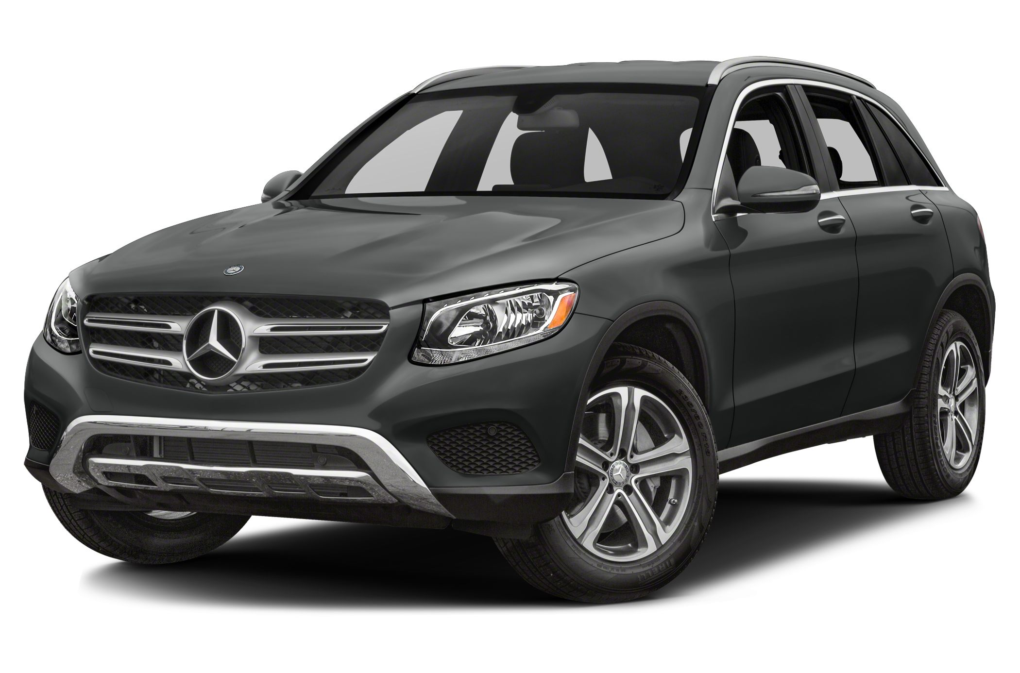 2017 mercedes benz glc class coupe at new york 2016 photo