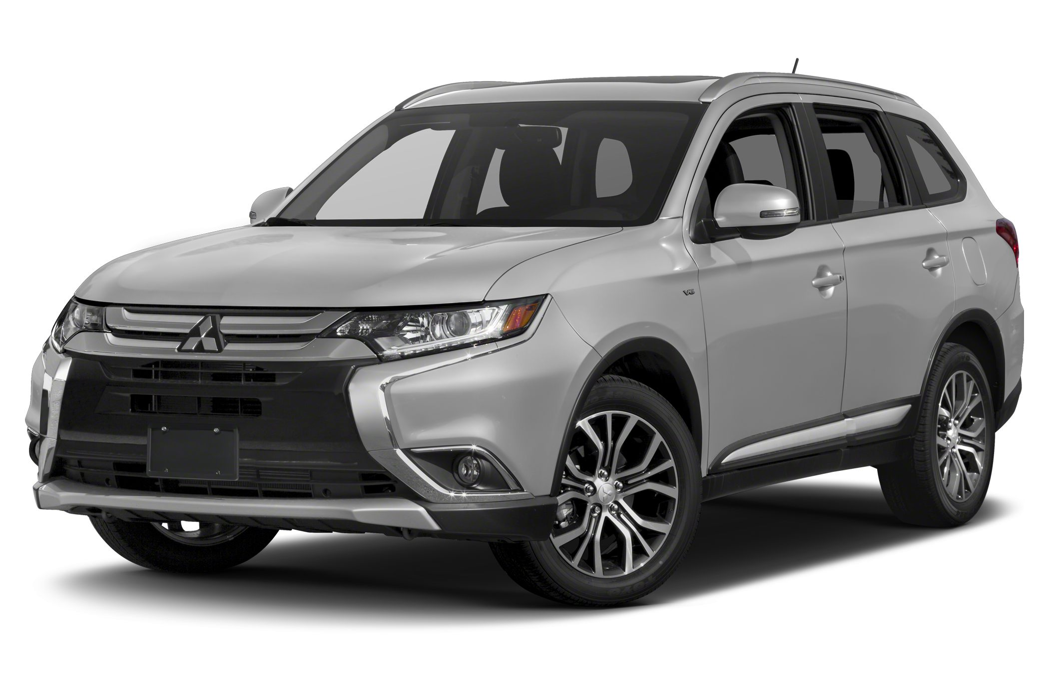 mitsubishi outlander pricing reviews and new model. Black Bedroom Furniture Sets. Home Design Ideas
