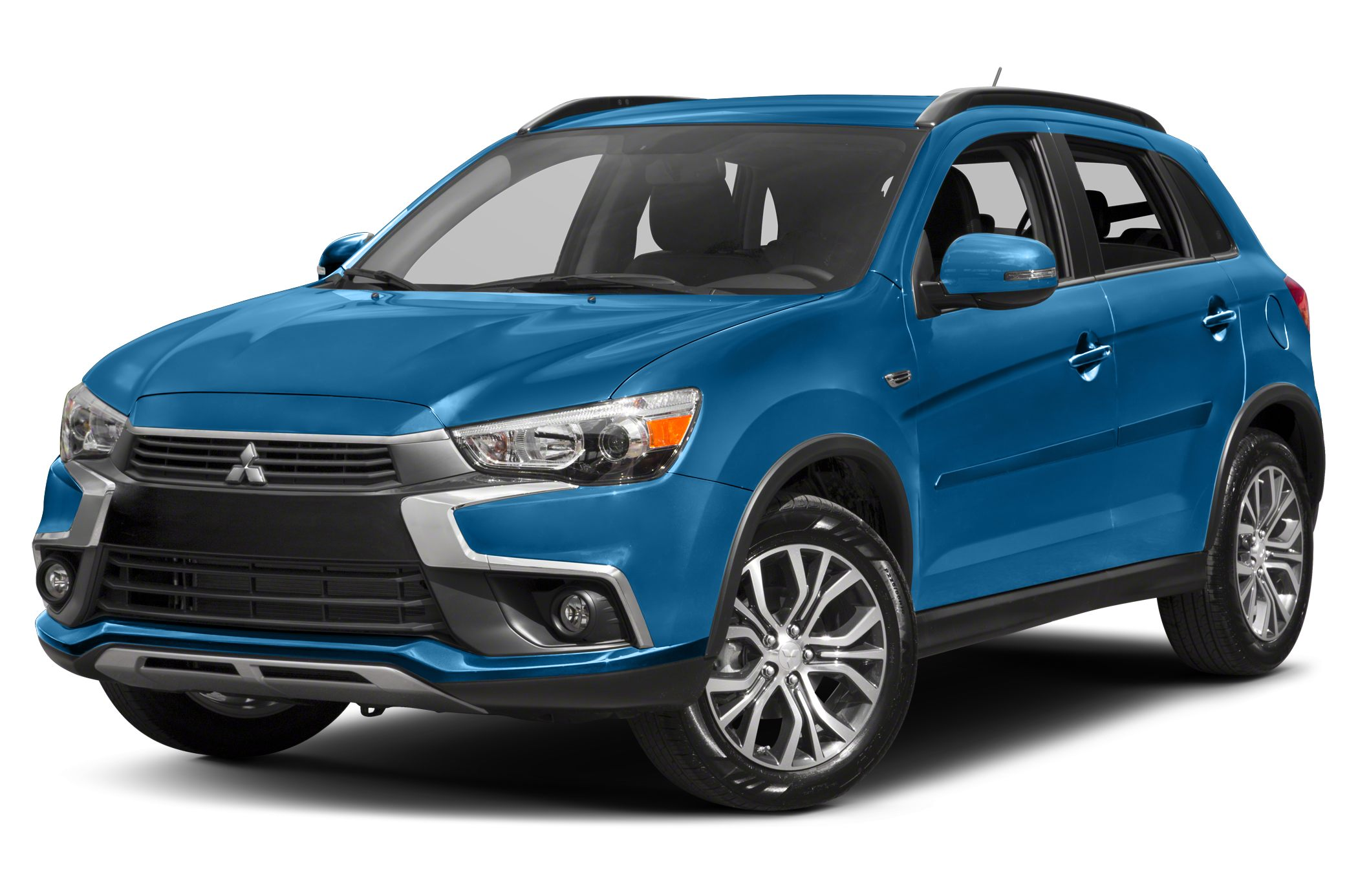 2016 mitsubishi outlander sport puts on a fresh face autoblog. Black Bedroom Furniture Sets. Home Design Ideas