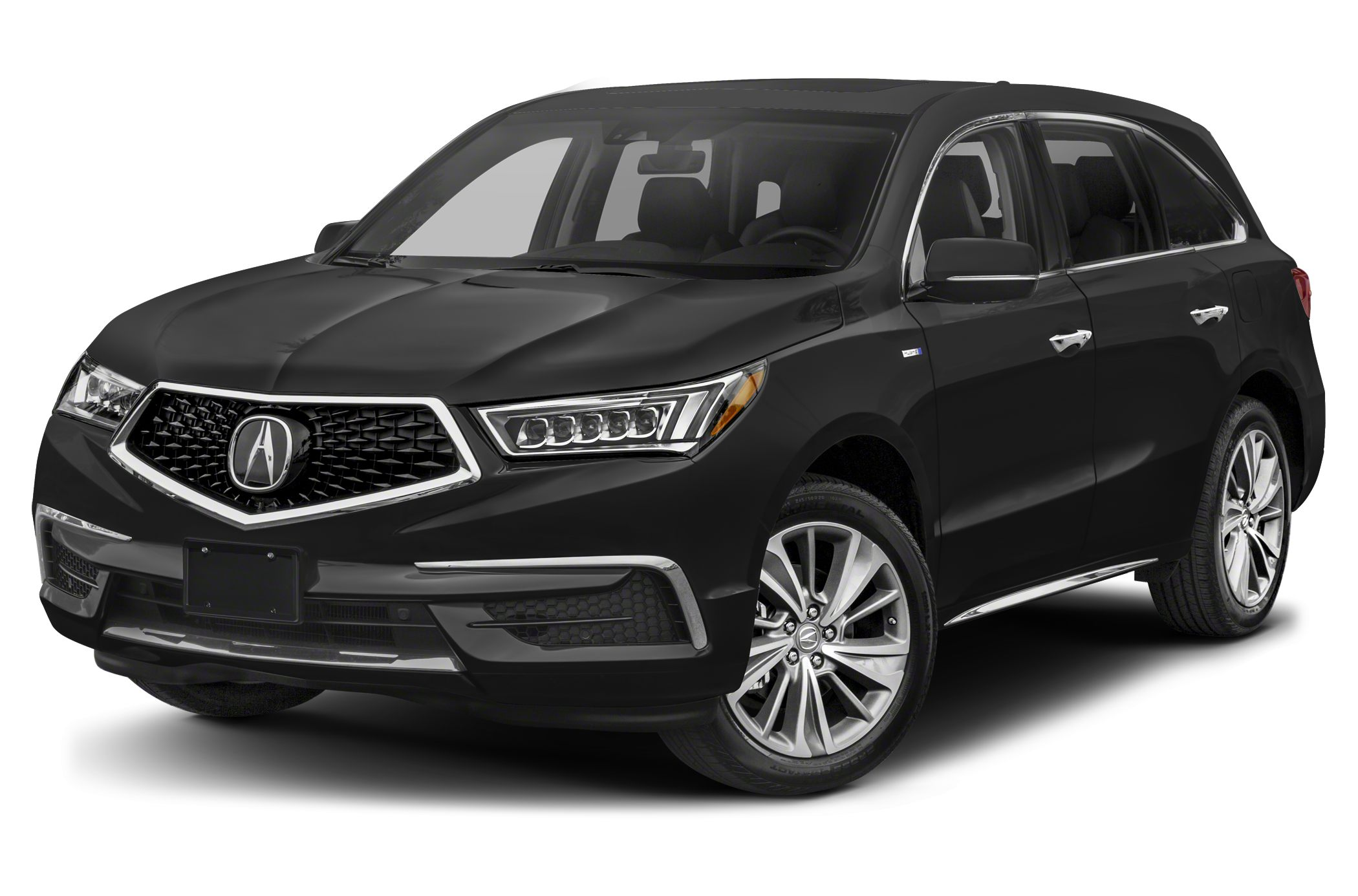 a smoother operator 2017 acura mdx sport hybrid first drive autoblog. Black Bedroom Furniture Sets. Home Design Ideas