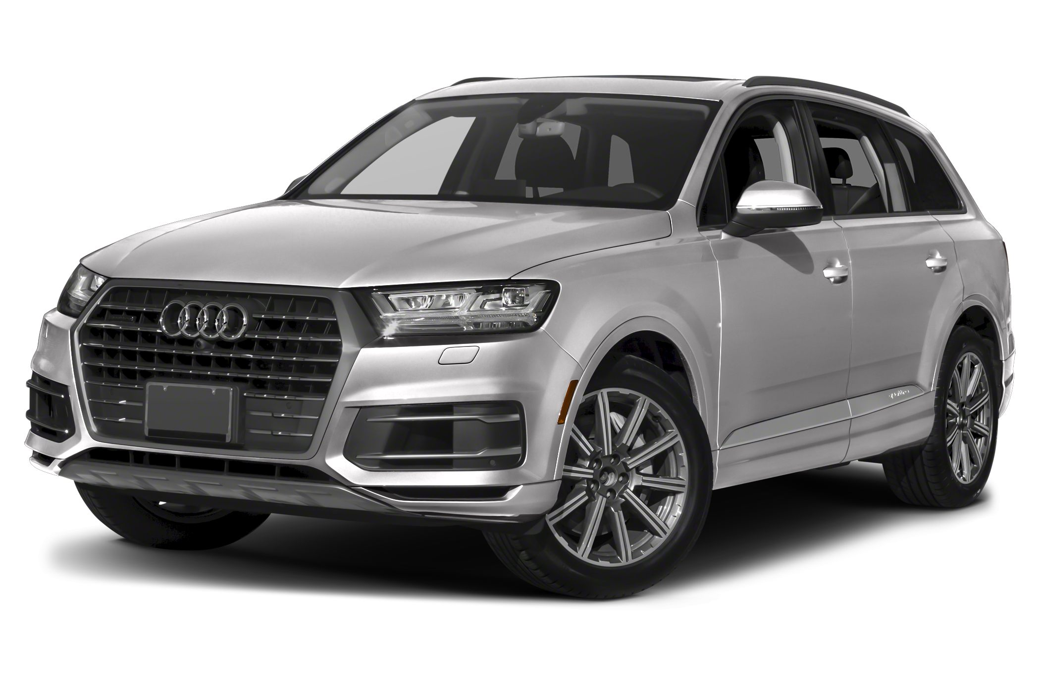 2017 audi q7 starts at 55 750 autoblog. Black Bedroom Furniture Sets. Home Design Ideas