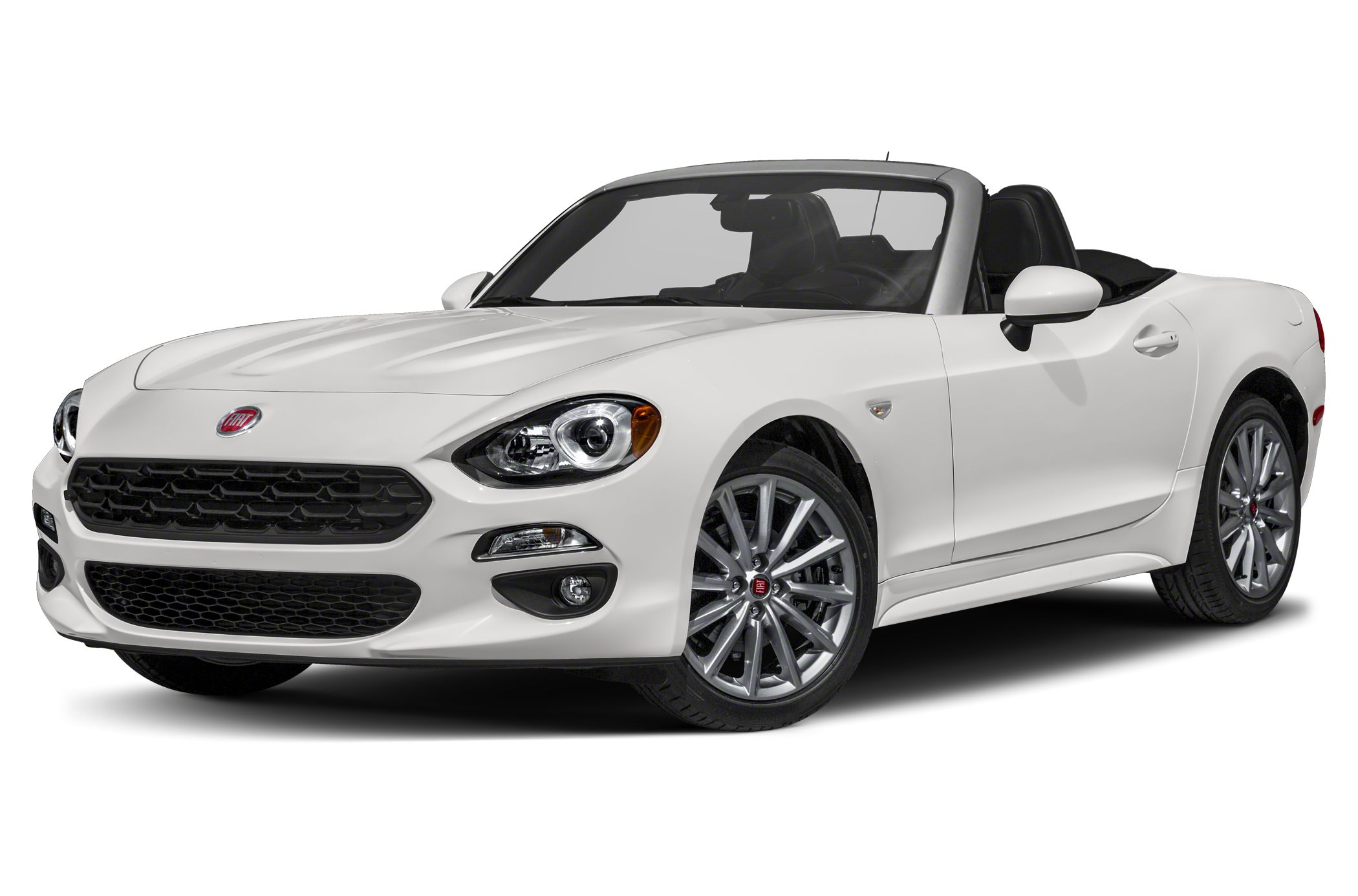 playboy 39 s playmate of the year gets a fiat 124 spider autoblog. Black Bedroom Furniture Sets. Home Design Ideas