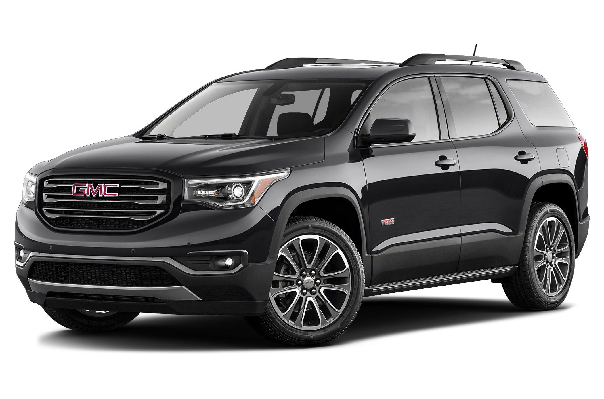 2017 GMC Acadia loses 700 pounds, gains everywhere else - Autoblog
