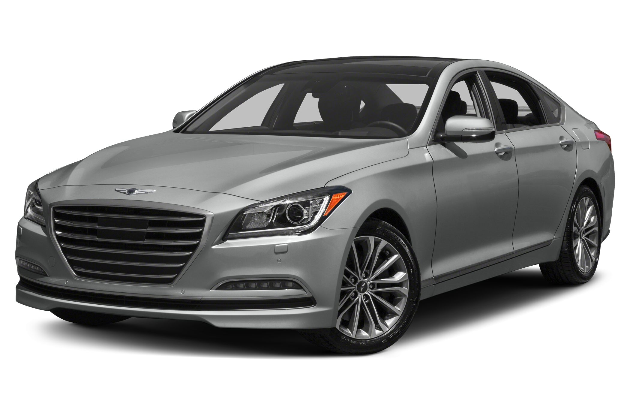 the twin turbo v6 genesis g80 sport costs almost as much as the v8 model autoblog
