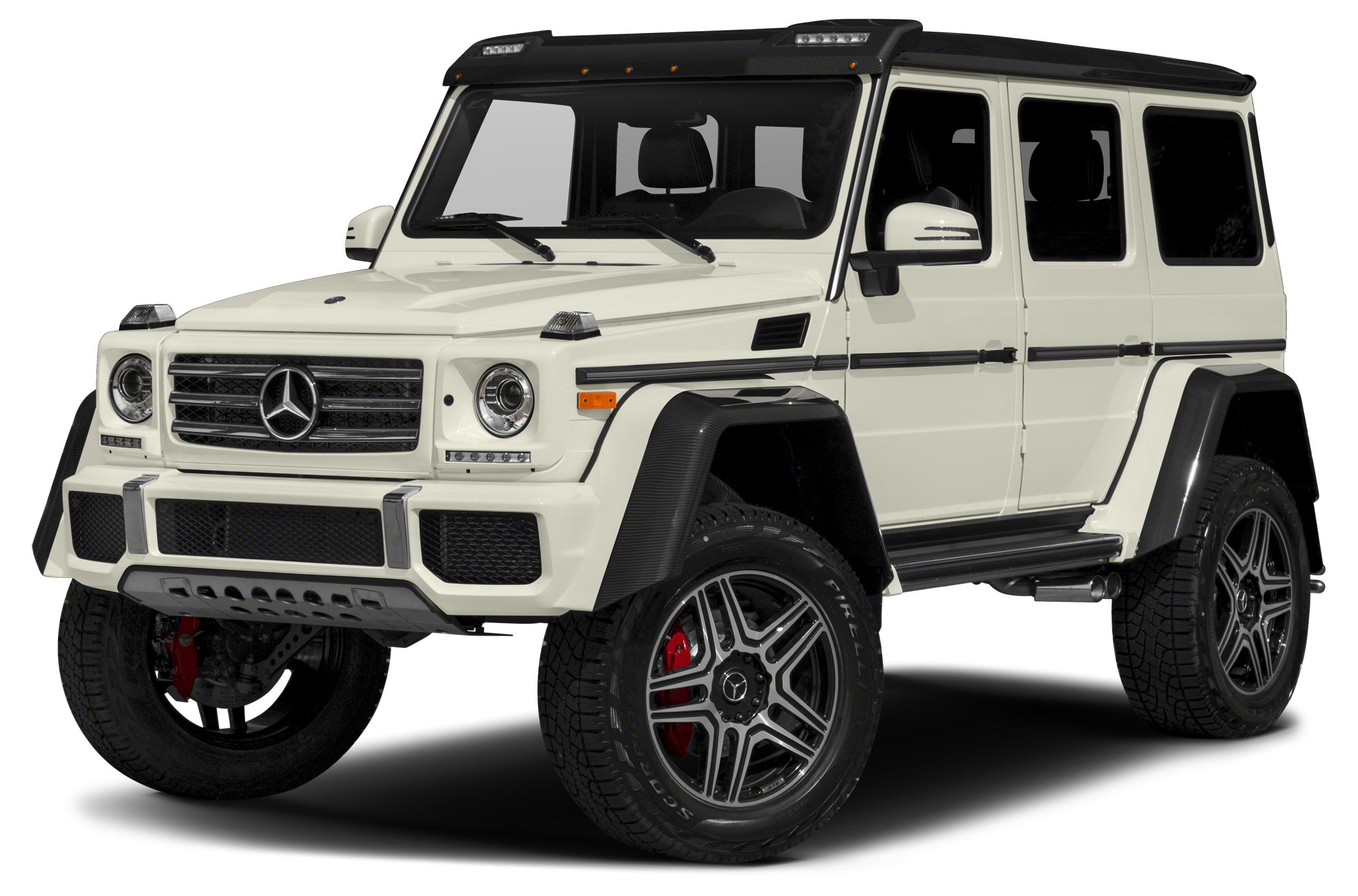 Mercedes Benz G550 4x4 Squared News Photos And Buying