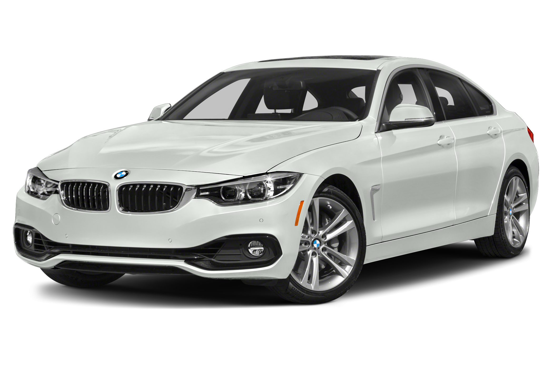 2018BMW440 Gran Coupe