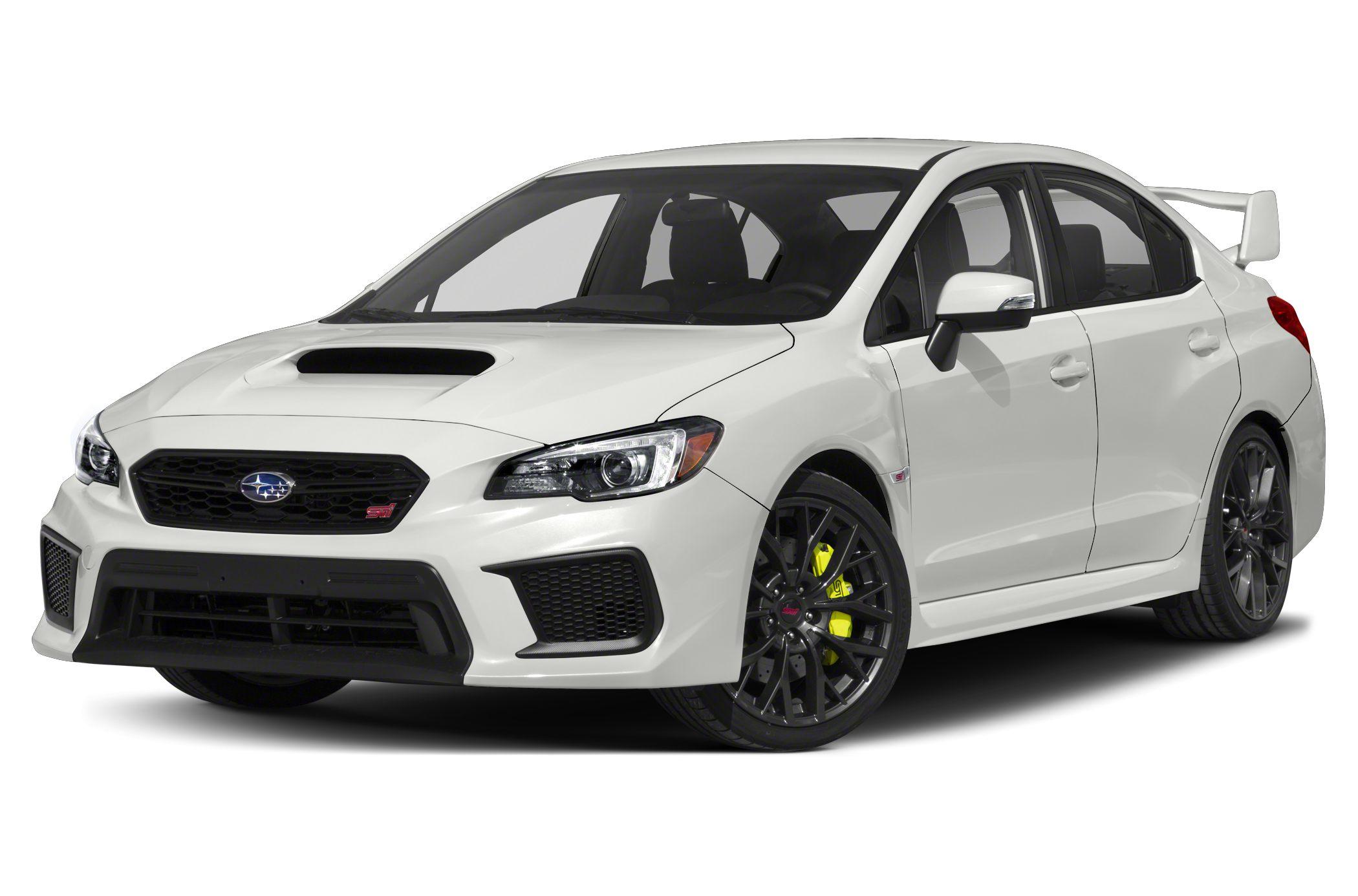 Subaru Wrx Sti Pricing Reviews And New Model Information