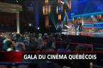 Place Au Gala Du Cinéma Québécois