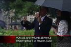 Obama Et Castro Réunis