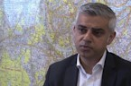 London Mayor Sadiq Khan addresses concerns about tube overcrowding in London