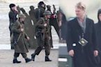 Christopher Nolan On the Set of 'Dunkirk' in France