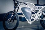 This 3-D Printed Motorcycle Is Like No Bike You've Ever Seen