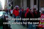 Six Week Verizon Strike Comes To An End
