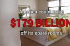 America's Spare Bedrooms Are Worth $179 Billion