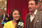Lacey Turner and James Bye talk about Stacey's past with Max