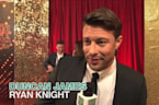Kieron Richardson and Duncan James talk about working together on Hollyoaks