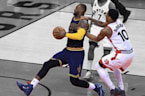 Hardest Hits Of The 2016 NBA Playoffs...So Far