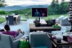 Check Out Katherine Heigl's Outdoor Movie Ranch