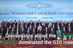 Brexit Discussions Dominate G20 Meeting