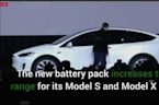 Tesla Launches P100D Battery For Its Cars, Improving Their Range, Performance