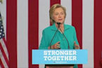 Clinton Says Trump's Campaign Based On 'Prejudice', Trump Calls Her A 'Bigot'