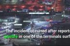 Police: Reports Of Gunfire At LA Airport Were False Alarm